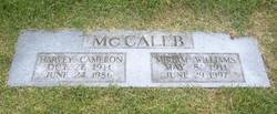 Harvey Cameron McCaleb