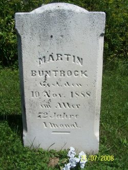 Martin Buntrock