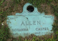 Casper Allen