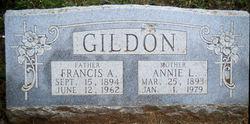 Annie Levina <i>Copeland</i> Gildon