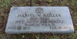 Hariel Wesley Roller