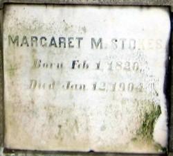 Margaret Magdelene <i>Pickett</i> Stokes