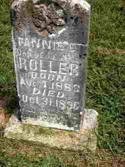 Fannie E Roller