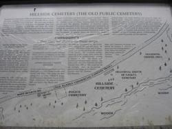 Hillside Cemetery - Old Public