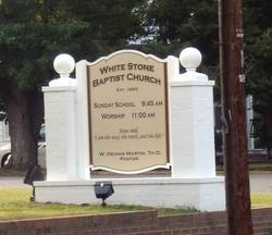 White Stone Baptist Church