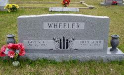 Billie Ruth Wheeler