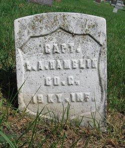 Capt Lincoln A. Hamblin