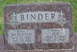 Margaret Maggie <i>Befort</i> Binder