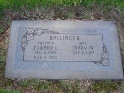 Edward Lee Ballinger
