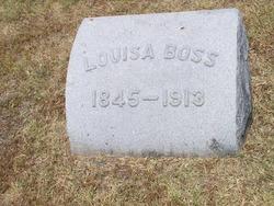 Louisa Boss