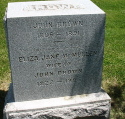 Eliza Jane <i>McMullen</i> Brown