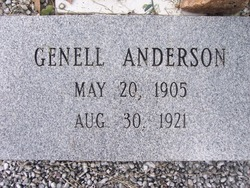 Genell Anderson