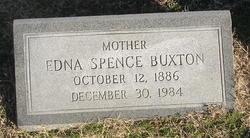 Edna <i>Spence</i> Buxton