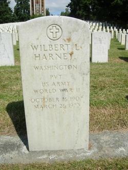 Wilbert L Harney