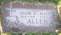 Betty L <i>Stacey</i> Allen