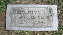 Allene <i>Owen</i> Austin