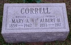 Albert Henderson Correll