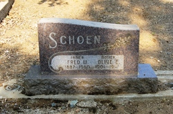 Fred William Schoen