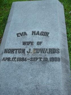 Eva <i>Hagin</i> Edwards