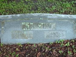 Alma <i>Christian</i> Agnew