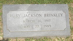 Ruby <i>Jackson</i> Brinkley