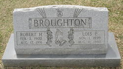 Lois <i>Pruden</i> Broughton