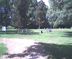 Carter's Mill Cemetery