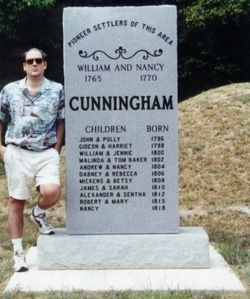 Cunningham - Trigg Furnace Cemetery