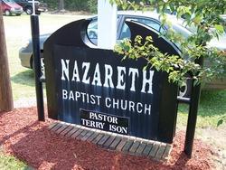 Nazareth Baptish Church Cemetery