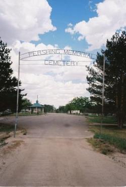 Pershing Memorial Cemetery