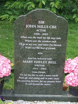 Sir John Mills