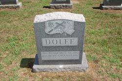 Mary <i>Gallant</i> Dolfe