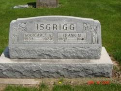 Margaret Ann Mike <i>Crick</i> Isgrigg