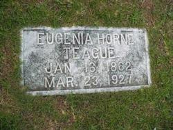 Eugenia G. <i>Horne</i> Teague