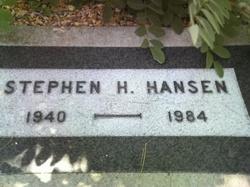 Stephen H Hansen