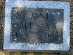 Mary Jane <i>Cline</i> Bellamy