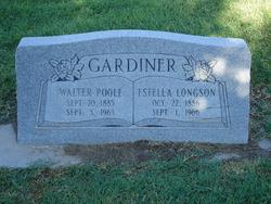 Estella <i>Longson</i> Gardiner