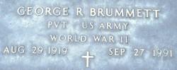 Pvt George Russel Brummett