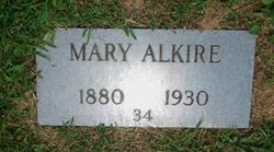 Mary Louise <i>Marsh</i> Alkire