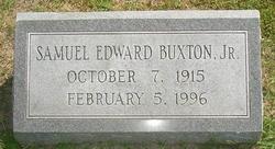 Samuel Edward Buxton, Jr
