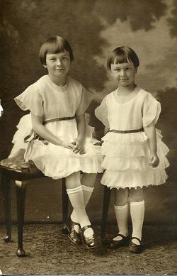 Winifred Grace Babe <i>Leshovsky</i> Castela