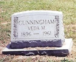 Veda <i>Mitchell</i> Cunningham