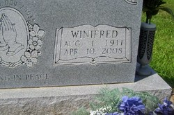 Winifred Bilyeu