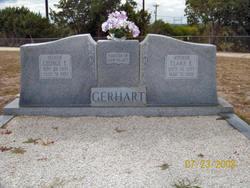 Clara <i>Alexander</i> Gerhart