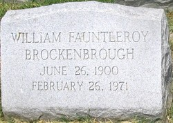 William Fauntleroy Brockenbrough