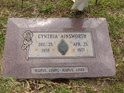 Cynthia Ainsworth