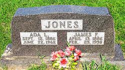 Ada Lee <i>Nance</i> Jones