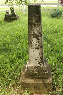 Rev Charles D Alsbury