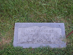 Selma L. Badgley