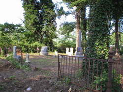 Slocum Family Burying Ground